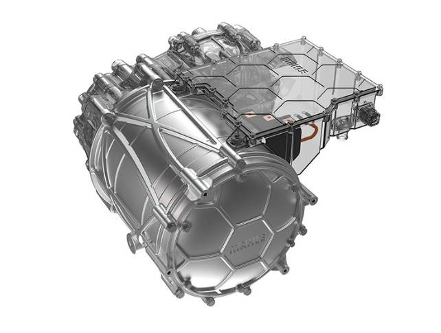 Mahle says its new traction motor is wear-free, compact and does not require rare earth minerals.