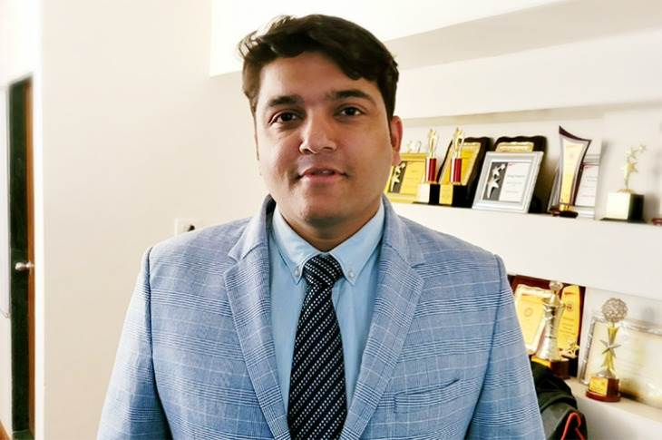 """Jitendra EV Tech's Samkit Shah: """"Players who have an established network with a good buyer base in the B2B-B2C categories will be unaffected. Those who assure 3S under one roof win buyer confidence."""""""