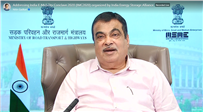 "Nitin Gadkari: ""There is a strong need to develop an import substituting, cost-effective, indigenous, and pollution-free sustainable transportation system in the country and one of the most important"
