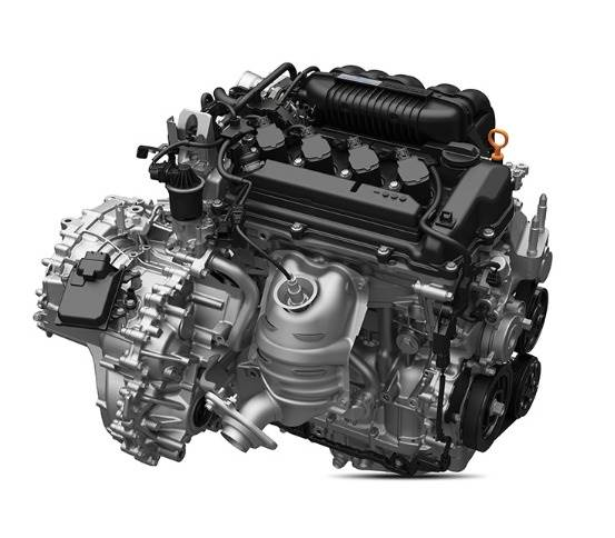 The 1.5-litre i-VTEC petrol engine develops 119bhp and 145Nm and has a claimed fuel efficiency of 17.8kpl.