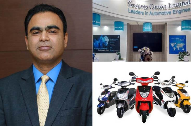 """Nagesh Basavanhalli: """"This is a historic milestone for Greaves Cotton, as we outline our investment to transform the clean mobility landscape in India."""""""