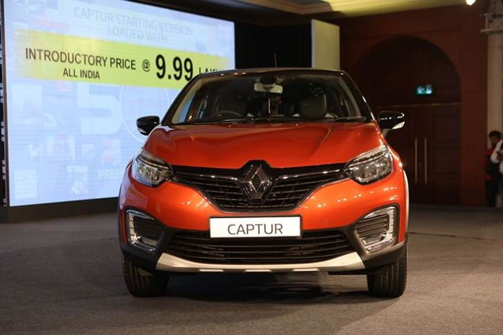 BS 6 norms saw Renault India abandon diesel engines entirely, thus removing one of the Captur's few strengths.