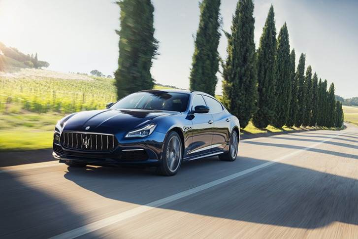 These Maserati variants will now be available in both twin-turbo V6 engines, of 350 hp and 430 hp