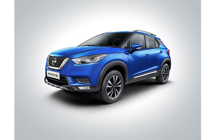 Nissan India announced launch of the BS VI avatar of its mid-sized crossover, Nissan Kicks.
