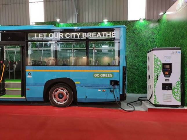 Public transport seen as a major focus area as electrification of vehicles gain momentum. Only 63 of the 458 cities in India have a formal city bus system. And 15 cities have bus or rail based mass rapid transport system.
