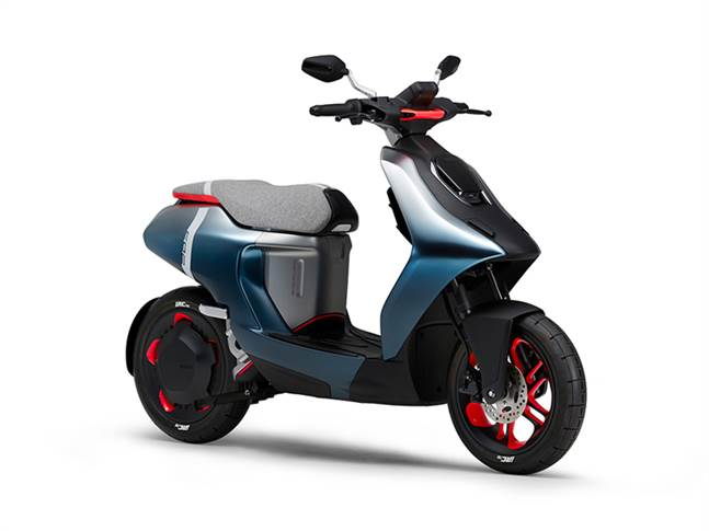 TheEO2electric commuter has power output comparable to a 50cc scooter engine and is designed to offer personal mobility in cities.