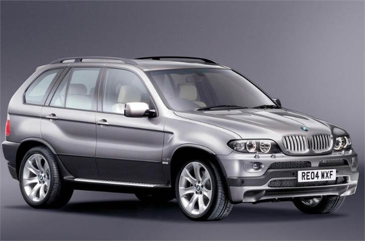It somewhat lacks the presence of the X5 though.