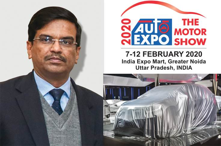 SIAM'S Rajesh Menon: 'The auto industry is putting its best foot forward to match the nation's aspiration.'