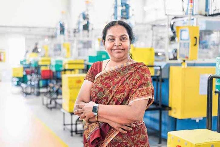 """Geetha Baskaran MD, Suba Plastics: """"we expect normalcy to return by mid-June. It will, however, be tough if cases keep increasing and lockdowns persist."""""""