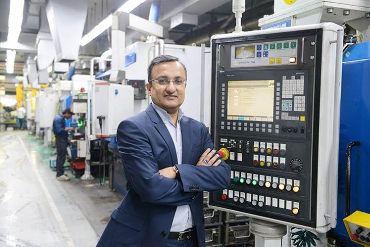 """Rohit Saboo, President and CEO, NEI: """"We have also implemented digital energy monitoring systems across the plant to reduce energy consumption significantly."""""""