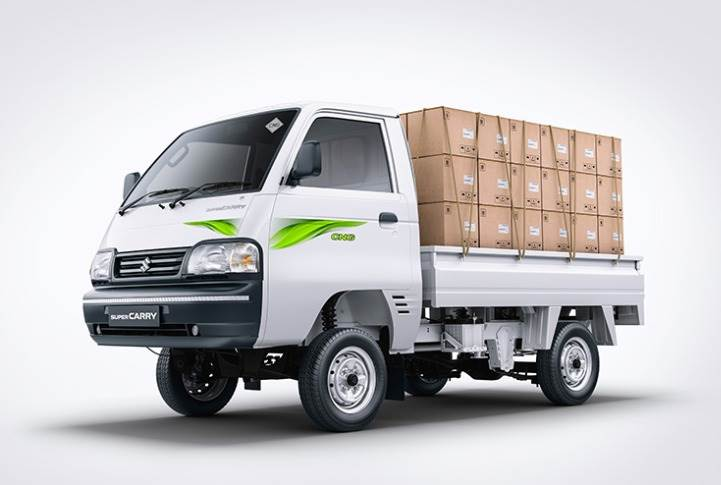 Maruti Suzuki India, with its single commercial vehicle – the Super Carry – sold 29,556 units, up 35% YoY.