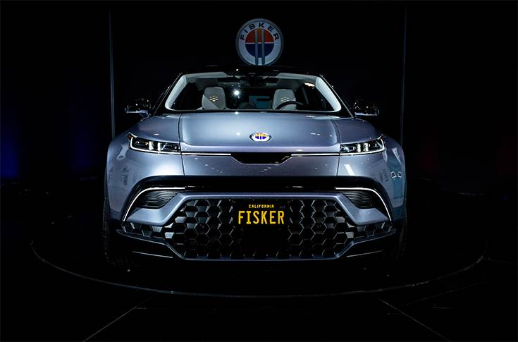 Fisker Inc is scheduled to launch its first model, the Ocean SUV, at an entry price of $39,000 (about Rs 28.5 lakh).