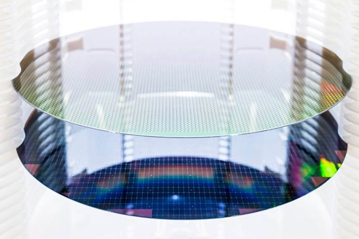 The first wafers pass through fully automated fabrication process at Bosch