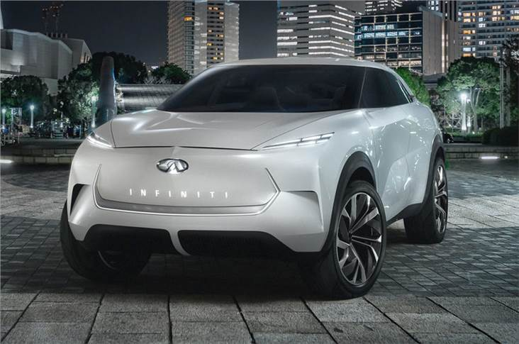 All-electric concept hints at design elements and technology that will feature on upcoming Infiniti models