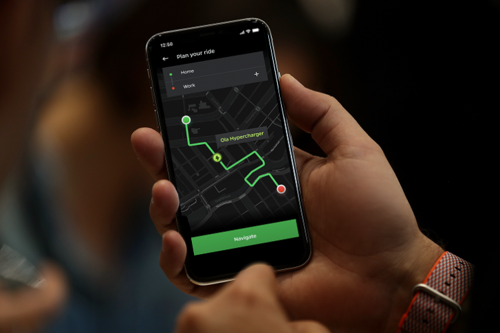 Using the company App, customers will be able to locate the nearest fast-charging network across the country.
