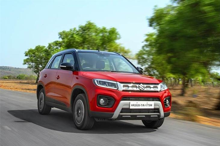 Maruti Vitara Brezza has now got petrol power and was launched last month. February 2020 sales totalled 6,866 units, with 6,848 of them being petrol and only 18 diesel.