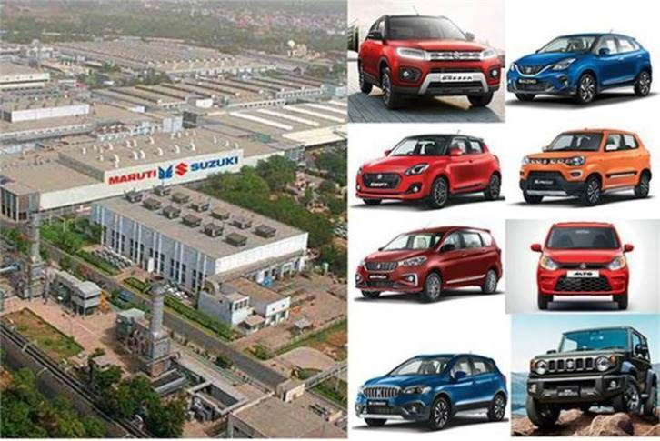 The second assembly line at the Manesar plant will be operational next week, while the Gurgaon plant will begin humming again by May 18-19. SMC