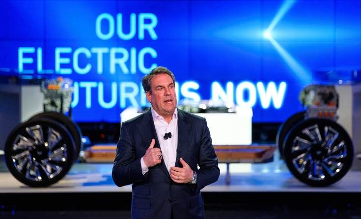 """Thousands of GM scientists, engineers and designers are working to execute an historic reinvention of the company,"" said GM President Mark Reuss. ""They are on the cusp of delivering a profitable EV business that can satisfy millions of customers."""