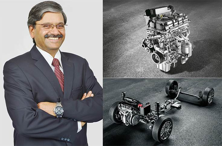 "CV Raman: ""Road dust, industry stack are bigger contributors of particulate matter than vehicles. The DITC (Direct Injection Turbo Charged) engine has to work on improved emission level to meet the norms by 2030."""