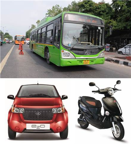 While FAME II looks to focus on electrifcation of public transport, it plans to support 1 million e-two-wheelers, 500,000 e-three-wheelers, 55,000 four-wheelers and 7,000 buses over a 3-year period.