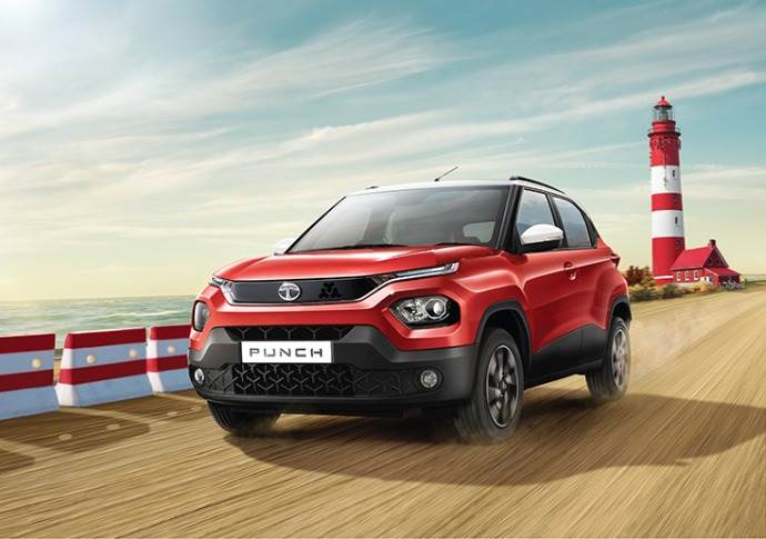 The Punch is the first SUV below the sub-4-metre SUV segment and helps Tata Motors diversify its SUV portfolio.