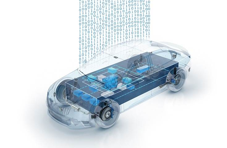 New ZF 'Middleware' provides independence and compatibility to make vehicle platforms future-proof.