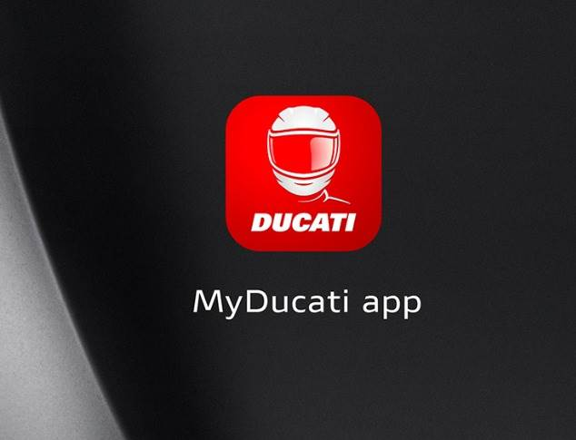 Mobile app will help keep fans up to date with all the news from Ducati and access special content and exclusive previews.