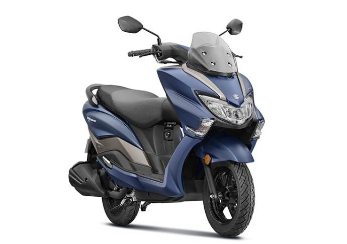 The Burgman Street, now equipped with connectivity features, is priced at Rs 84,600, ex-showroom, Delhi