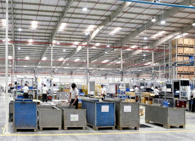 480 employees currently work at the new Brose location in Pune in development, production and administration.