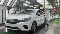 Honda Cars India began production of the new midsize sedan on June 24 at its Greater Noida plant in Uttar Pradesh.