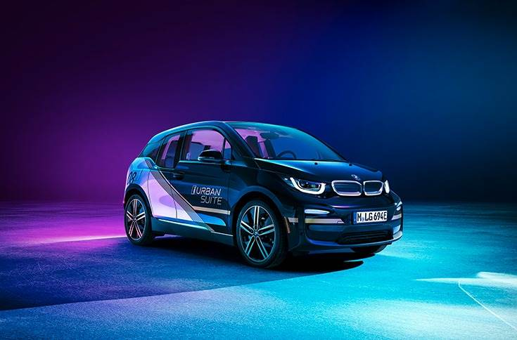 The German carmaker says, anyone wishing to be chauffeur-driven to their desired destination during CES 2020 can use a special app to order one of the BMW i3 Urban Suites.