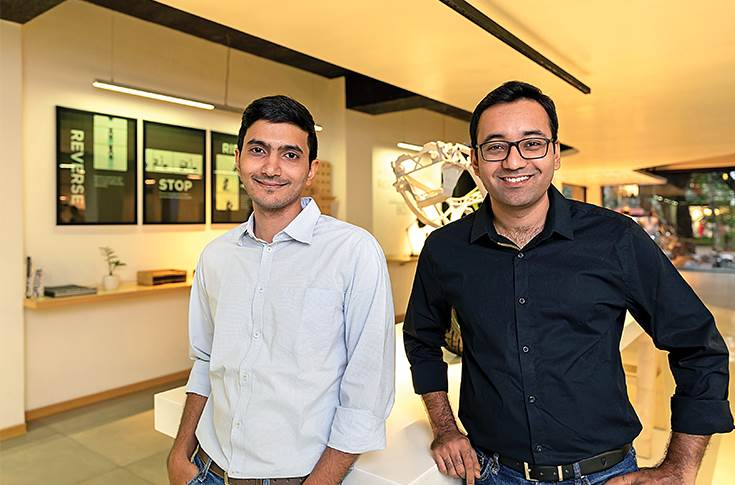 Swapnil Jain & Tarun Mehta: 'Ather scooters are built to change the perception of EVs.'