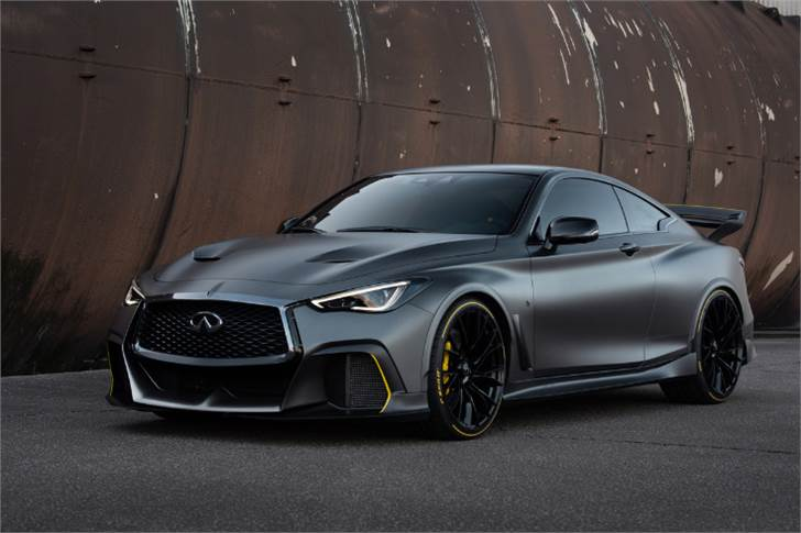 Nissan had first showcased the use of lithium-ion polymer battery in INFINITI Project Black S in January 2018.