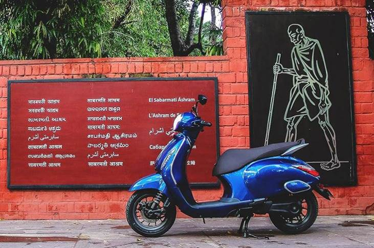 Chetak sales are currently confined to only two cities: Pune and Bangalore. It is understood Bajaj is targeting to open sales in 20-30 cities to reach out to more buyers in India.