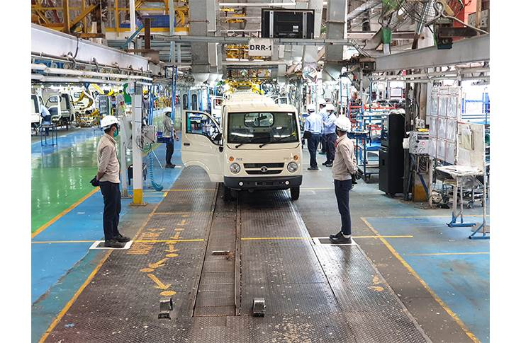 Tata Motors has developed a supply chain mapping tool with the help of data analytics.