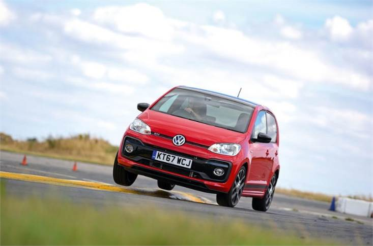 VW could cop big fines for its Up GTi