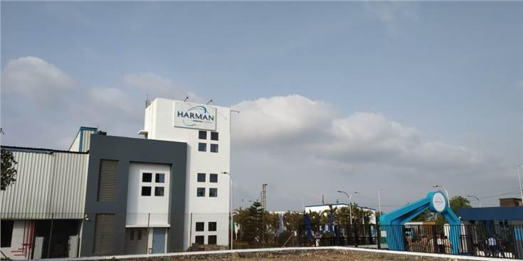Harman has invested around Rs 350 crore for the second phase expansion of its Chakan plant in Pune.