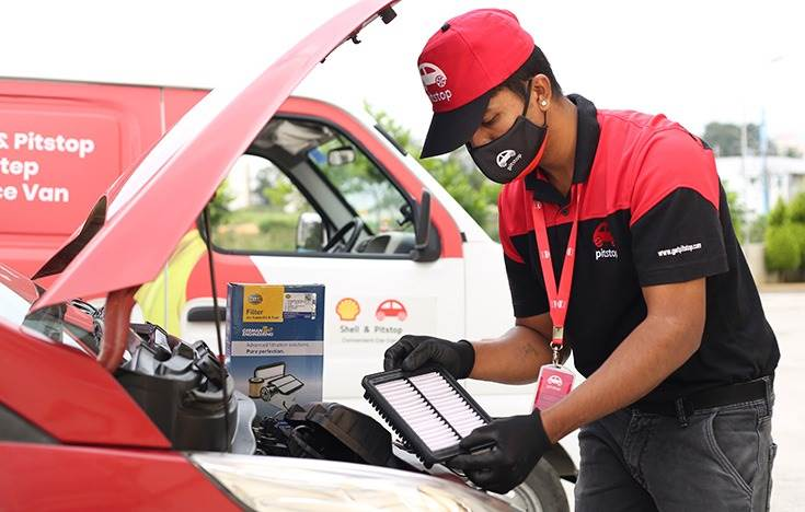 Pitstop notched 25-30% year-on-year growth in FY2021, the growth driven mainly by demand for doorstep services.