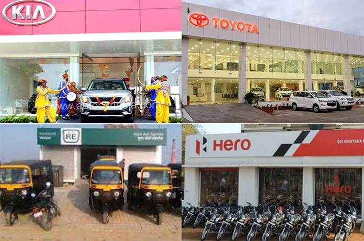 Dealers have recognised the support given by OEMs in the Covid period by Kia Motors India, Toyota Kirloskar Motors, Hero MotoCorp and Bajaj Auto.