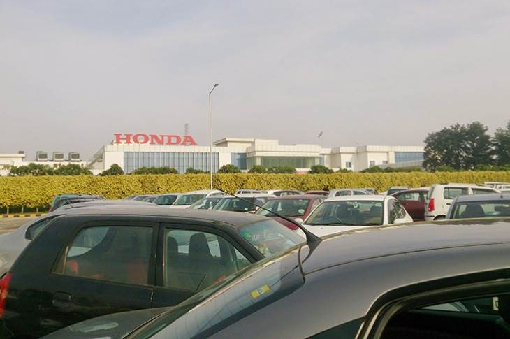 The Greater Noida plant, which has a 100,000 units-per-annum capacity, went on stream in 1997.
