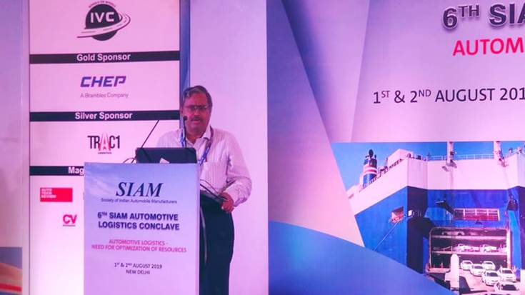 "N Sivasailam, special secretary, Department of Logistics, Ministry of Commerce: ""We can share the learnings of coastal shipping and in-land waterways."""