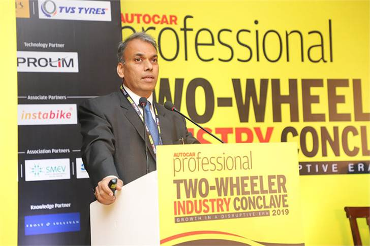 """Dr Ravi Damodaran, CTO, Greaves Cotton: """"Eighty percent of power generation in India is from thermal. Those in the world talking about electric mobility have already switched entirely to renewables."""""""