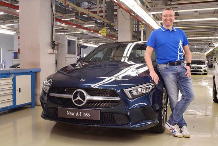"""Martin Schwenk, MD and CEO, Mercedes-Benz India: """"Our Q1 2021 performance makes us confident that this growth momentum can be continued in the coming months as well."""""""