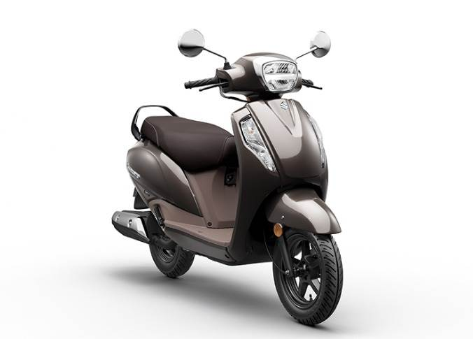 New Suzuki Access priced at Rs 77,700, ex-showroom, Delhi for the drum-brake, alloy version and Rs 78,600 for the disc-brake variant.