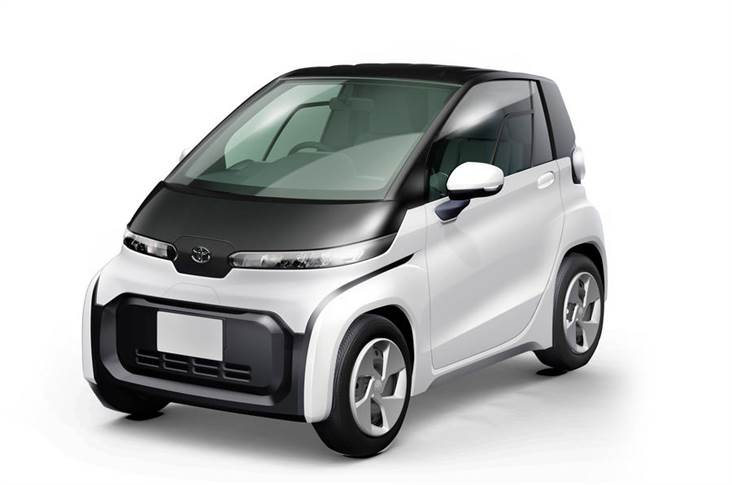 Toyota will develop a Japan-only electric city car
