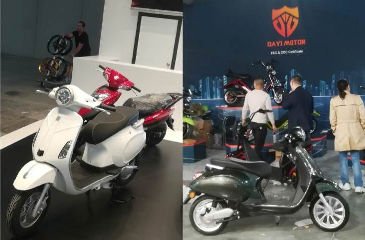 """The EUIPO invalidity division annulled the registration since it was """"incapable of eliciting a different general impression with respect to the registered design"""" of the Vespa Primavera, and pointed out that the registration was an unlawful attempt to reproduce the scooter's aesthetic elements."""