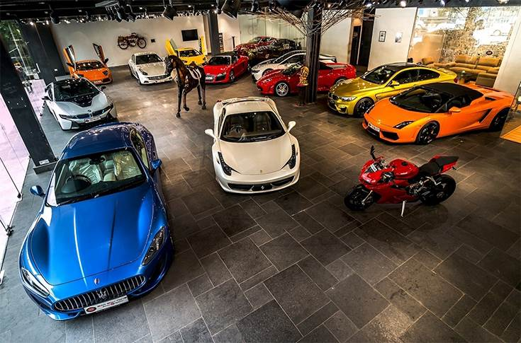 Big Boy Toyz posted a turnover of Rs 225 crore in 2019 and deals with 24 different brands including, Ferrari, Bentley and Lamborghini.