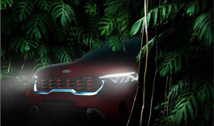 Kia is betting big on the Sonet, which will have its global reveal on August 7.