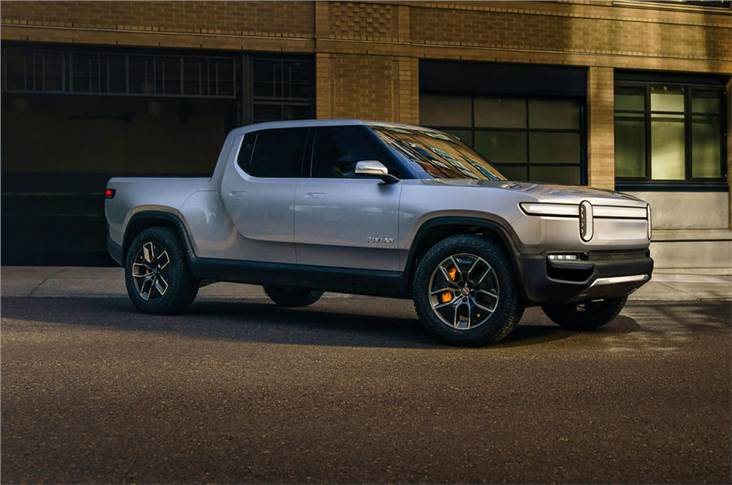 Sharp R1T pick-up and SUV share architecture