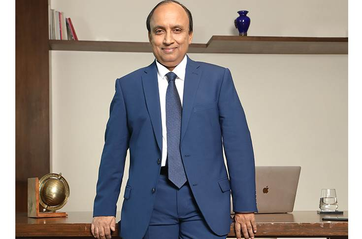 """Shashank Srivastava, executive director, Marketing and Sales, Maruti Suzuki India: """"For many, a used car will now be the first choice because it is less expensive. I see demand for used cars going up, demand for personal mobility going up and if production does not come back strongly then I would expect used car prices to go up."""""""